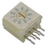 10 Position Rotary DIP Switch