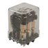 KUP-14A35-120: Electromechanical Relay 120VAC 1.7KOHM 10A 3PDT (38.89X35.71X55.55) Mm Socket Industrial Relay