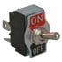 R13-28A-01-R: Standard Toggle Switch Contact Form: SPST on-Off