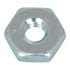 36006: NUT HEX 2-56 Rohs Zinc Plated Steel (Hardware)