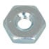 36012: NUT HEX 4-40 Zinc Plated Steel (Hardware)