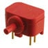 39-251 RED: Switch PB SPDT RED Button 0.25A 115V