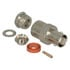 UG-89C/U: RF BNC Coaxial Cable Clamp RF Connector