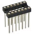 6100-14W-R: Socket IC 14 Pin Machine Tooled Wire Wrap 0.3 Inch Width 0.515 Inch Lead