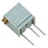 3266X-1-100/64XR10: Potentiometer Resistor Trimmer Cermet 12 Turn 0.25W 100000 Ohm