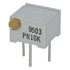 3266P-1-103LF: 1/4 Inch Square Cermet Trimming Potentiometer 12 Turn Ohms: 10K
