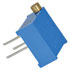 3296P-1-201: Resistor Trimmer Cermet 25 Turn 0.5W 200000 Ohm (Potentiometers)