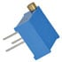 3296P-1-201: Trimmer Potentiometer Cermet 25 Turns 0.5W 200K Ohms