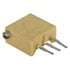 3296X-1-254/64X254: 250KΩ Square Cermet Trimmer Potentiometer