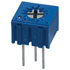 3362H-1-203: Potentiometer Sealed Cermet 1/4IN Singleturn 20K 10% Top H BU