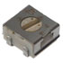 3314J-1-103E-T/R: Resistor Trimmer 10K Ohm 20% 1/4 Watt 1 Turn 2.45MM J-Hook Surface Mount Embossed Tape and Reel
