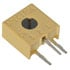 3386X-1-203/63X/72XR: 3386 20KΩ Square Cermet Trimmer Potentiometer
