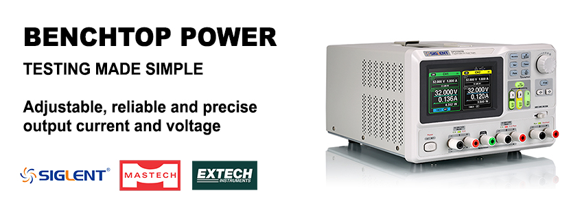 Benchtop Power Supplies