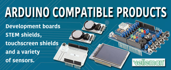 IO Arduino Compatible Products
