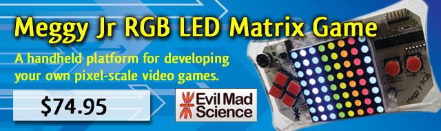 LED Matrix Game