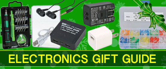 Electronic Gift Finder