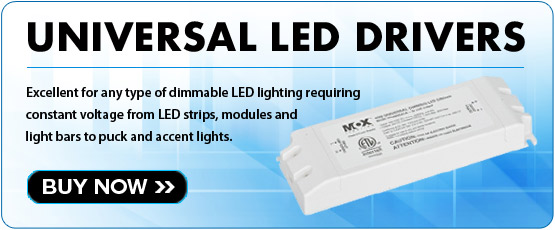 Universal Dimming LED Drivers