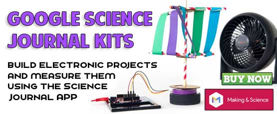 Google Science Journal Kit