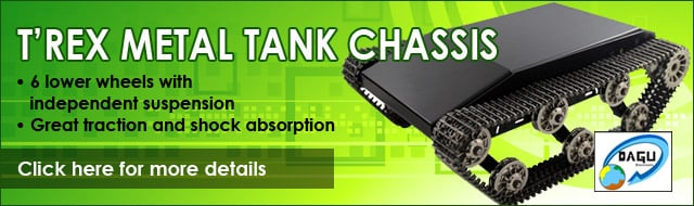 T-REX Metal Tank Chassis
