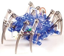 Spider Robot Chassis