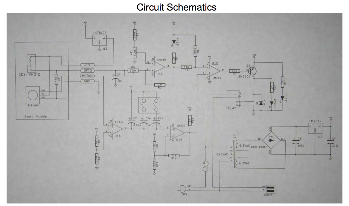 Motion Triggered Room Light Sensor Switch Wiring Diagram Small Pir Circuit Schematic Click To Enlarge