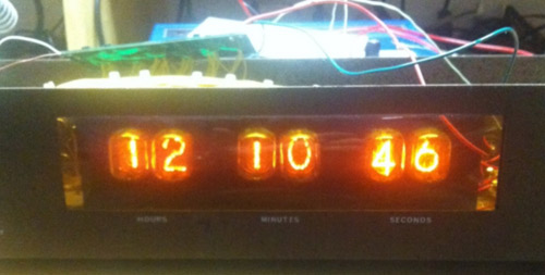 My Story: A Nixie Clock Project