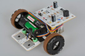 Product Review: PC Programmable Robot Line Tracing Kit