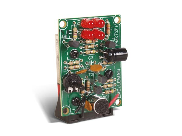 Top 10 do it yourself electronics kits sound activated led kit solutioingenieria Images