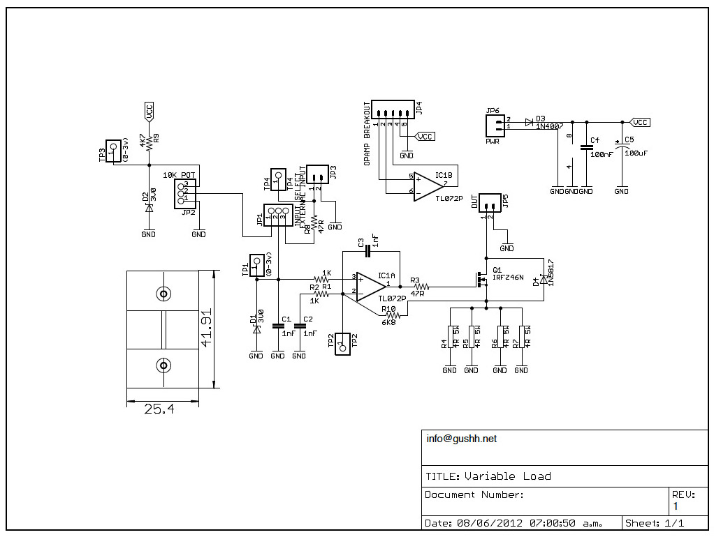 12v 1a Dvd Power Supply Circuit Diagram Electronic Design