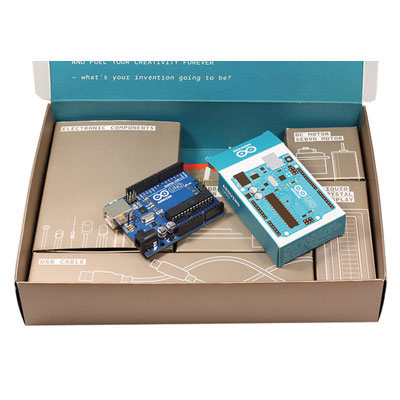 Top 10 do it yourself electronics kits arduino starter kit solutioingenieria Images