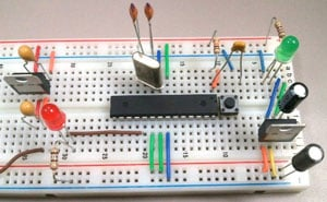 build your own arduino circuit on a breadboardBuilding A Circuit On A Breadboard Buildcircuit #13