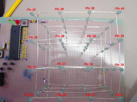 Build A Programmable Led Cube
